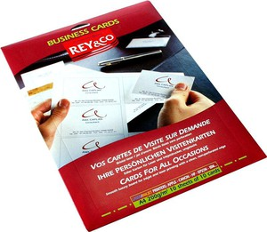 COMPLIMENT CARDS BIANCO A4 200gr INTERNATIONAL PAPER