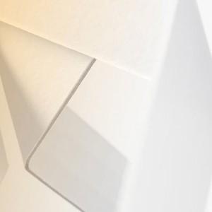 LUXLINE SPECIALTIES BIANCO\GRIGIO 768gr 71x101cm 1.2mm SOLIDUS SOLUTIONS
