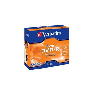 MINI DVD VERBATIM