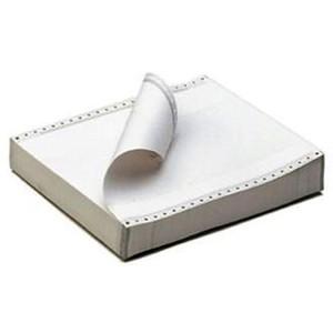 MODULO CONTINUO STACCABILE BIANCO 60gr 11''X25cm FORM