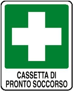 CARTELLO SEGNALETICO SALVATAGGIO 445P 12cmx14.5cm ALLUMINIO}