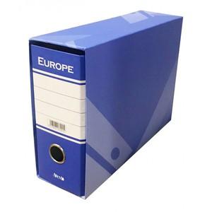 REGISTRATORE A LEVA EUROPE BLU 20x28.5x8cm ARCA