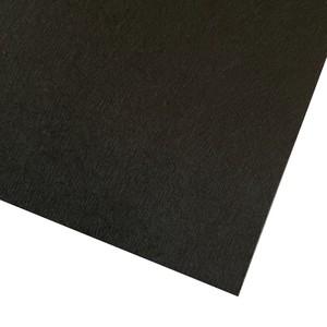 SOFTY TISSUE BLACK ON BLACK 120gr 71x101cm FAVINI}