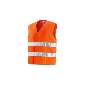 GILET NEW WAY GREENBAY ARANCIO
