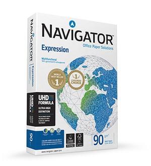 NAVIGATOR EXPRESSION A3 BIANCO 90gr