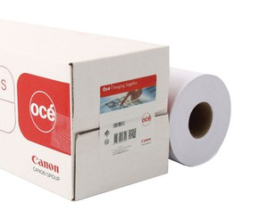 ROTOLO PLOTTER PHOTO QUALITY GLOSS BIANCO CANON 300gr 61cm x 30MT