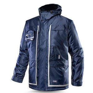 GIACCONE PARKA GLACIAL S02907 SAFE SAFETY M