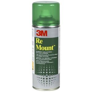 ADESIVO SPRAY RE MOUNT 3M