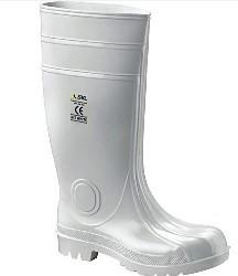 STIVALE NIT WHITE S4 SRC PVC E GOMMA NITRILICA SKL 37