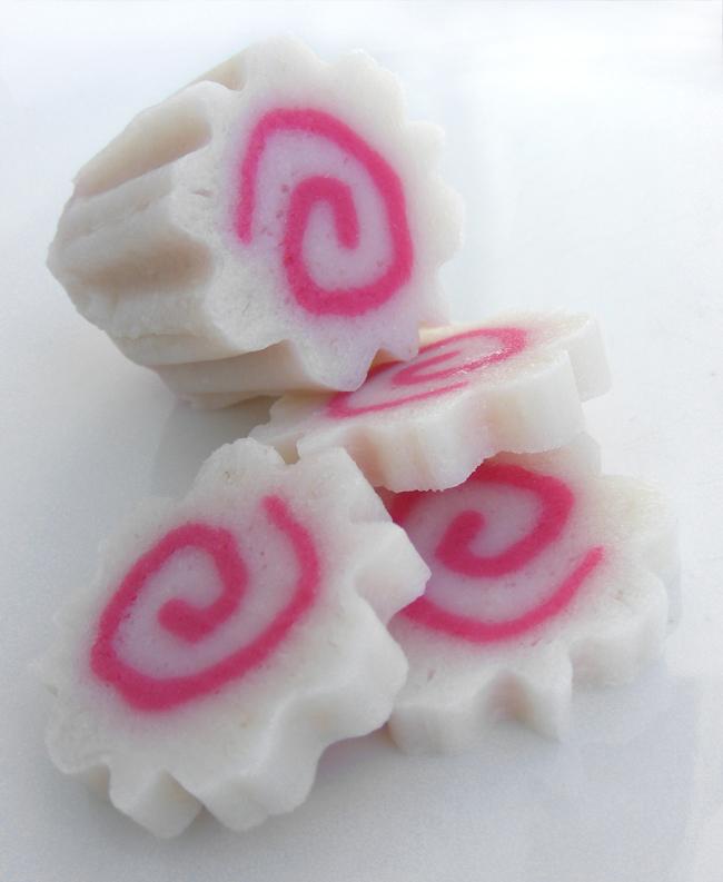 Narutomaki - Décoration culinaire japonaise