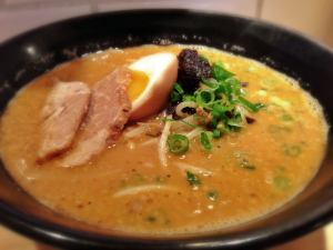 Recette Ramen soupe Miso