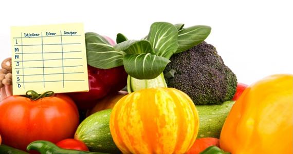 Planification simple et économique des repas