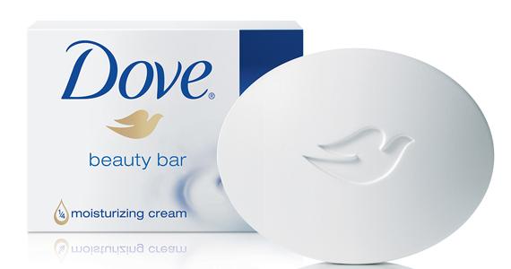 Coupon pour le savon Dove