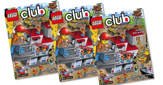 Demandez votre catalogue LEGO gratuit