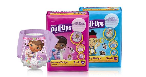 Profitez de la page de coupons Pull-Ups