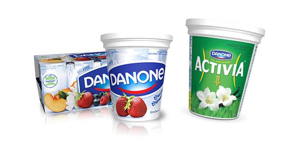 Économisez 50 $ sur les produits Danone