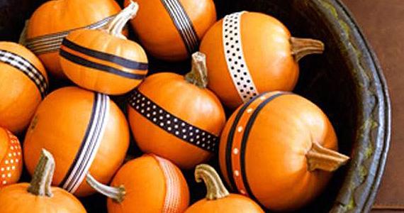 10 idées de décoration de citrouille sans sculpture