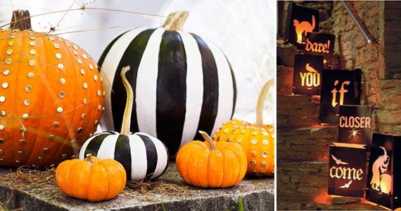 Super idées de décoration pour l'Halloween