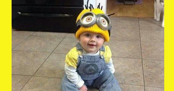 10 adorables idées de costumes d'Halloween pour bébés