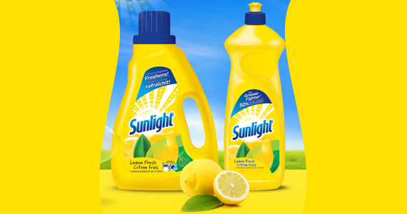 Rabais pour savon Sunlight