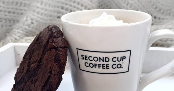 Gagnez une des 5 cartes-cadeaux Second Cup de 50$