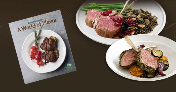 Recevez un livre de recettes d'agneau gratuit!