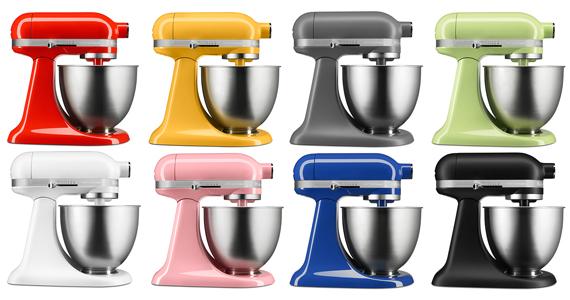 Gagnez un mélangeur sur socle KitchenAid