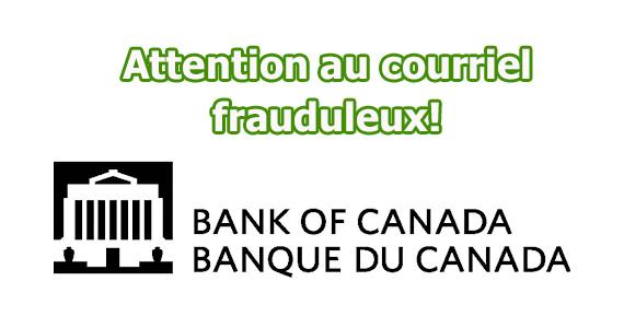 Sérieux avertissement de la Banque du Canada