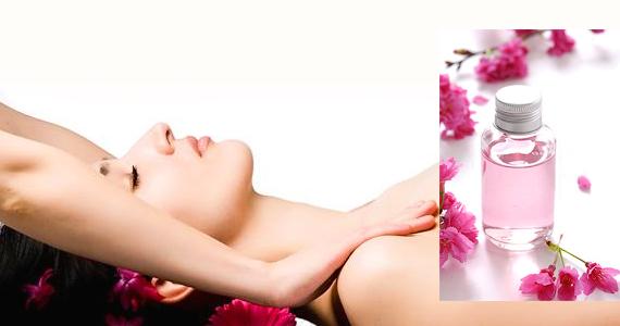 GRATUIT – huile de massage relaxante