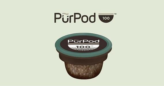 Dosettes de café PürPod100 gratuites