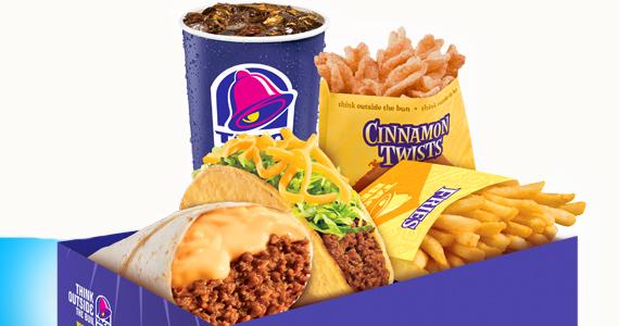 Mangez pour seulement 5 $ chez Taco Bell