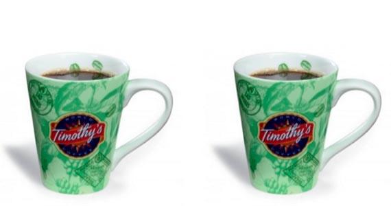 Gratuit – délicieux café Timothy's