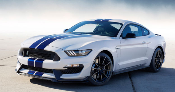 Gagnez une Ford Mustang GT