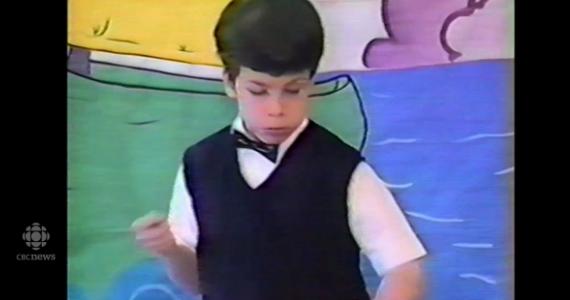 Le jeune Yannick Nézet-Séguin déjà plein de talent!