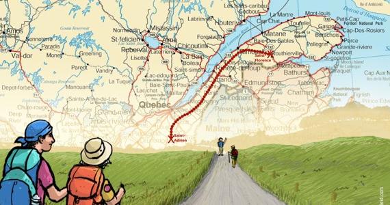 Pourquoi vous devriez faire le chemin de Saint-Rémi