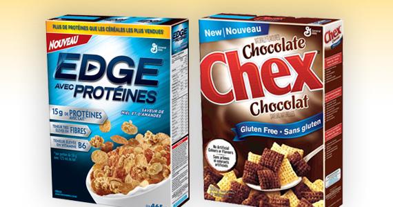GRATUIT – céréale Chex chocolat et Edge