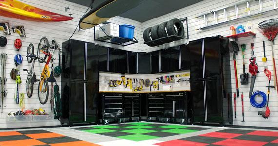 Gagnez une super rénovation de garage!