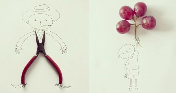 Javier Perez – un artiste à l'imagination débordante!