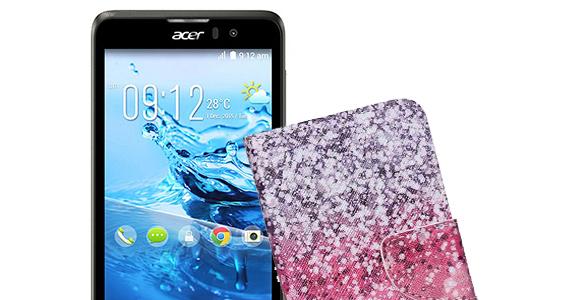 Gagnez un téléphone Acer avec étui