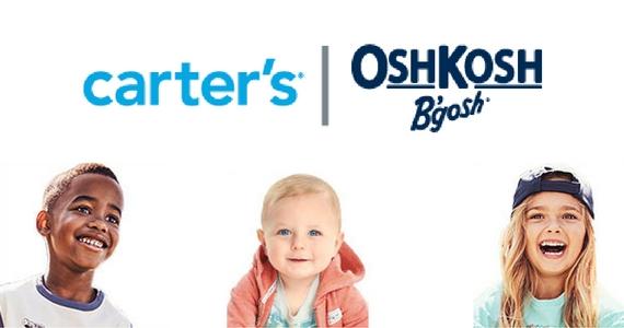 Gagnez une carte-cadeau Carter's OshKosh de 500 $