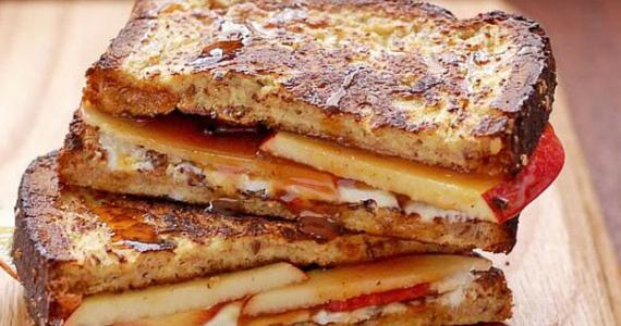 14 épatantes recettes de grilled cheese
