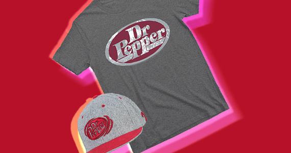 Gagnez un des 300 ensembles Dr Pepper