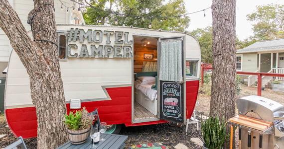 La chambre d'hôtel la plus adorable du Texas