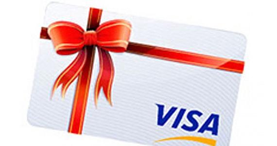 Gagnez une des 5 cartes-cadeaux Visa de 500$