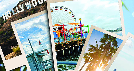 Gagnez un voyage en Californie!