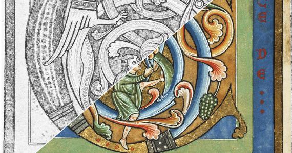 Gratuits – Livres à colorier des collections de bibliothèques et de mussées internationaux