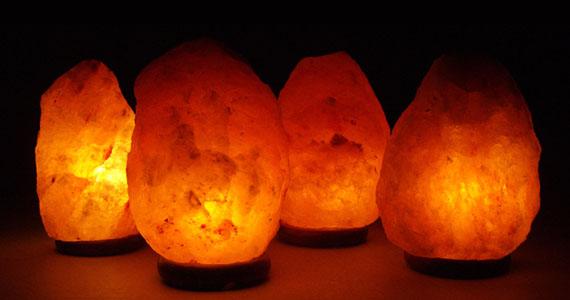 Les bienfaits des lampes de sel prouvés scientifiquement!