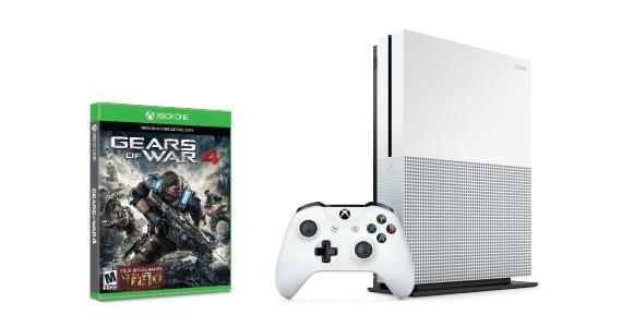 Gagnez un des 10 Xbox avec le jeu Gears of War