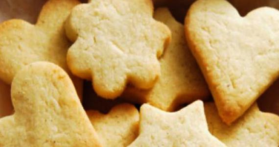 Biscuits sablés qui fondent en bouche!