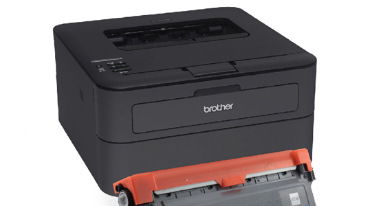 Gagnez une imprimante laser Brother avec cartouche d'encre